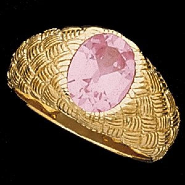 David Nygaard Fine Jewelers Men's Bloodstone Ring Diamond