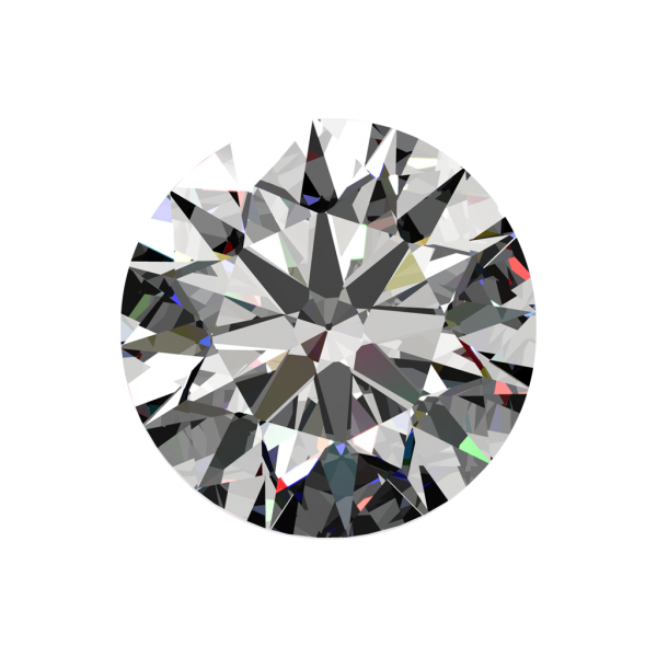 Light-One ct G SI-1 Passion Fire Diamond