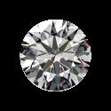 1 1/2ct Passion Fire Diamond, I SI-1 loose round