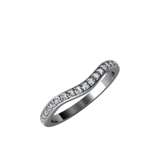 Luminaire Matching Band - Platinum 2