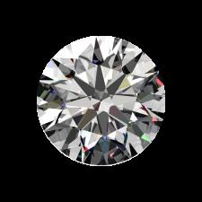 Light-One ct F SI-1 Passion Fire Diamond