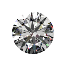 One ct G SI-1 Passion Fire Diamond, loose round