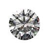 One ct F VS-2 Passion Fire Diamond, loose round