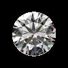 One ct F VS-2 Passion Fire Diamond, loose round
