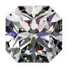 1 1/4 ct Passion Fire Diamond, J VS-1 loose square Special Value